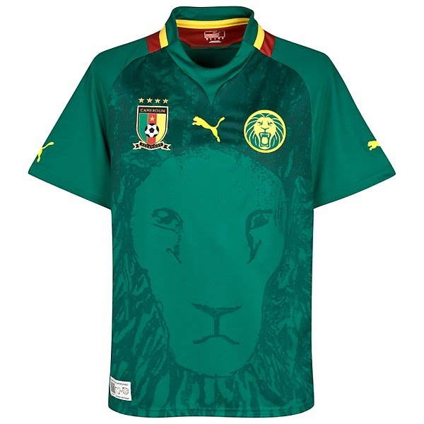 Cameroon 2011/13