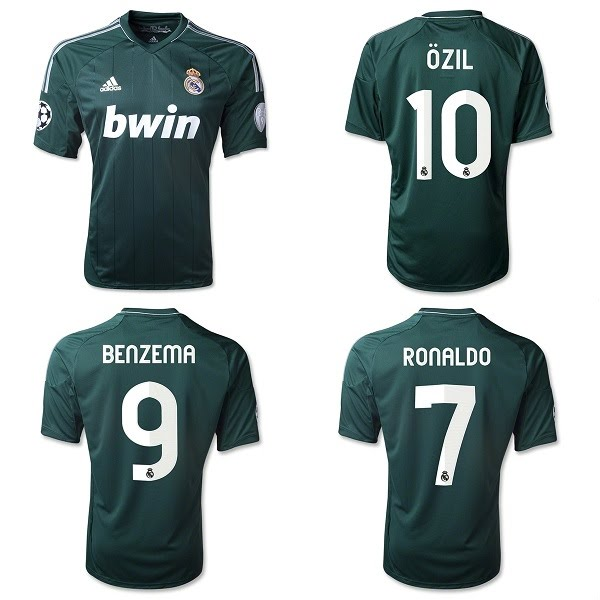 8233931d5 2012-13 Real Madrid UCL - Sportech